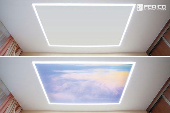 потолок Дабл Вижн купить изображение