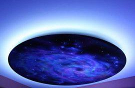 парящий потолок галактика недорого фото