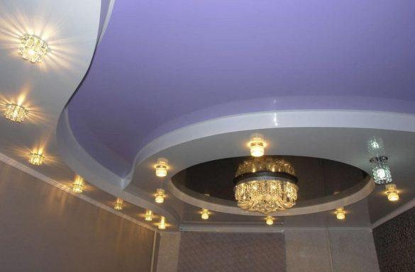 многоуровневый потолок могилев изображение