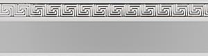 карниз греция серый изображение