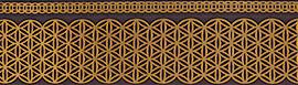 карниз ажур бронзовый фото