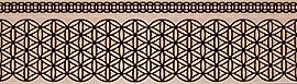 карниз потолочный ажур изображение