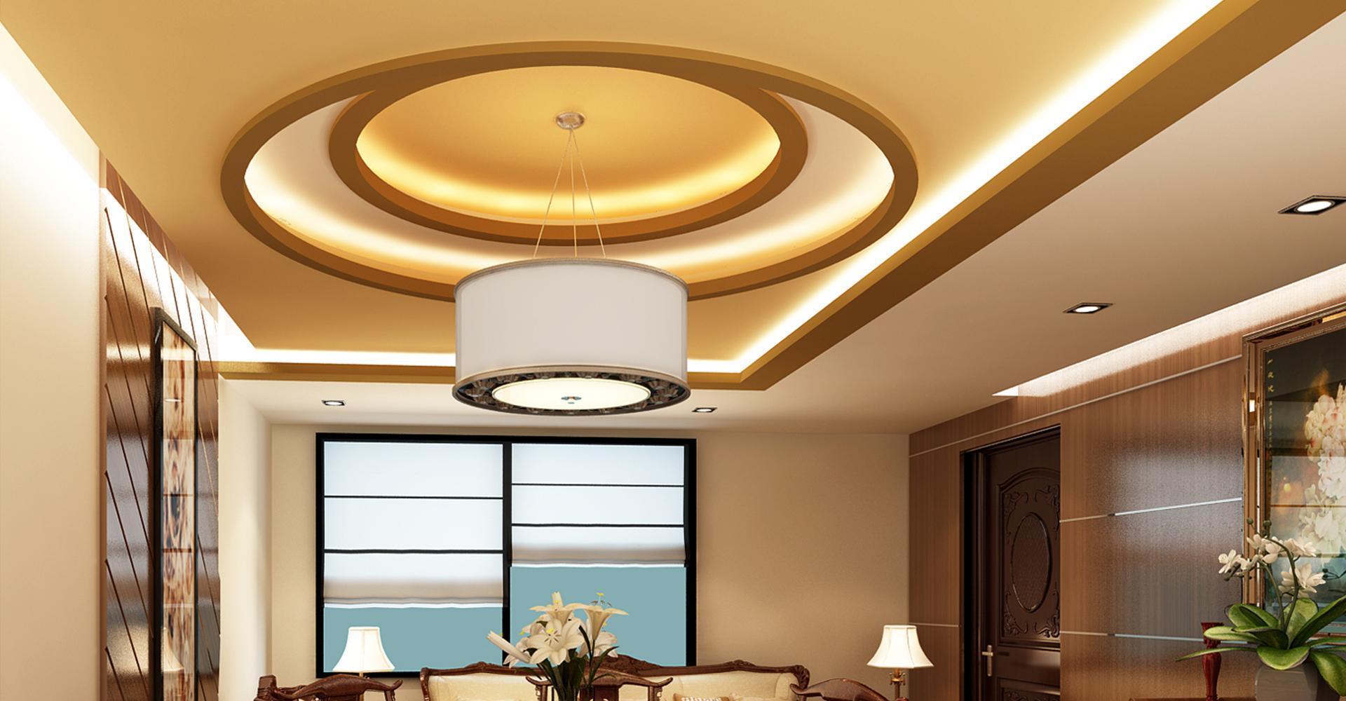 подвесной потолок из гипсокартона дизайн фото собственником теплого
